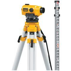 DeWALT DW096PK 26x optical level