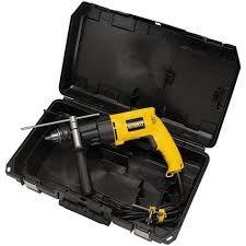 """DeWALT DW505K 1/2"""" electric hammer drill"""