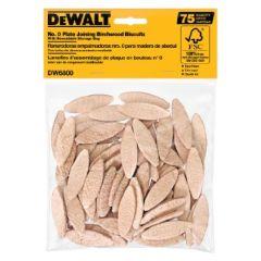 DeWALT DW6800 #0 plate joiner biscuits