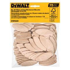 DeWALT DW6820 #20 plate joiner biscuits