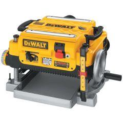 "DeWALT DW735 13"" portable thickness planer"