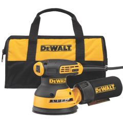 "DeWALT DWE6423K Ponceuse de finition orbitale 5"" vitesse variable"