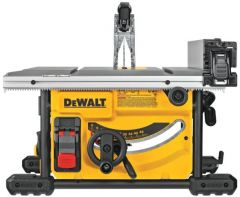 """DeWALT DWE7485 Banc de scie portatif électrique 8-1/4"""""""