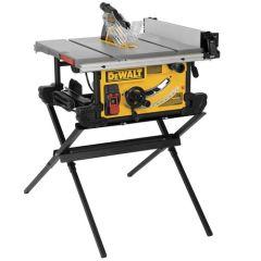 """DeWALT DWE7490X 10"""" portable table saw"""