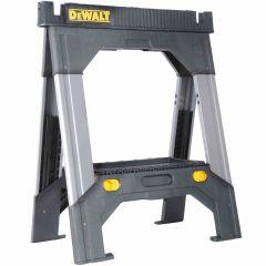 """DeWALT DWST11031 Chevalet 33""""-34"""" en métal/plastique"""