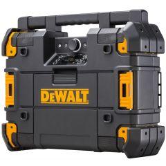 DeWALT DWST17510 TSTAK jobsite radio charger