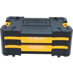 "DeWALT DWST17804 6.875"" x 17.25"" x 12.25"" TSTAK® Plastic hand box"