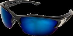 Edge SDK418 Lunettes de sécurité bleu miroir