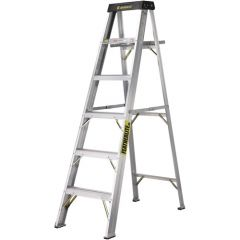 Featherlite 3404 4' aluminium step ladder