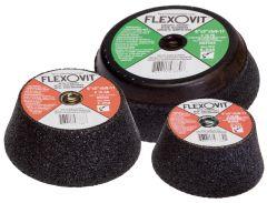 """Flexovit N5250S Meule boisseau 5"""" x 5/8""""-11"""
