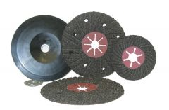 "Flexovit S4524 4-1/2"" x 7/8"" Specialist® masonry disc ( grit 24 )"