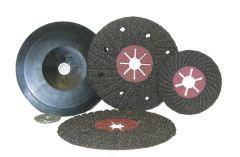 """Flexovit S4536 Disque de maçonnerie specialist® 4-1/2"""" x 7/8"""" ( grain 36 )"""