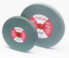 "Flexovit U4760 6"" x 1"" x 1"" bench grinding wheel"