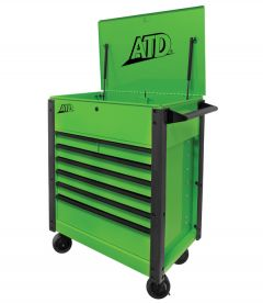 "ATD Tools ATD-70400 31"" x 20-1/2"" 2 -shelf utility cart"