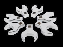"Sunex SUN-9720 1/2"" drive 7 crowfoot wrenches set 1"" - 1-3/8"""