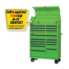 G2S Tobeq TBQ-RC411018LG 10 drawers roller cabinet