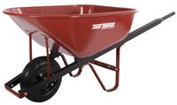 Garant S6 6ft³ Steel wheelbarrow