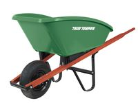 Garant SP5CA16 5ft³ Poly wheelbarrow