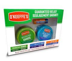 Gorilla Glue K100919 Hand, foot and lip cream kit - 3 pack