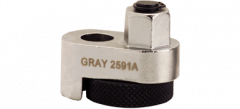 "Gray Tools 19 1/2"" - 3/4"" stud extractor 1/2"" drive"