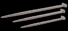 Gray Tools 73923 3 pcs Pry bar set