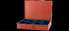 Gray Tools 90012C Boîte à compartiments 12 sections