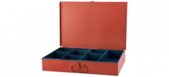 Gray Tools 90012C 12 sections compartment box