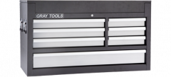 Gray Tools 99107SB 7 drawers top chest