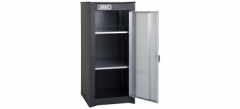 "Gray Tools 99400B 14-3/4"" x 18"" x 33-3/4"" storage cabinet"