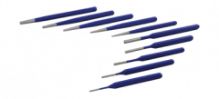 Gray Tools C10PS Ensemble de 10 poinçons assortis