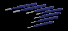 Gray Tools C7PPS Ensemble de 7 poinçons chasse-goupille