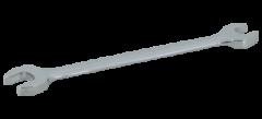 "Gray Tools E1820 Clé ouverte 9/16"" x 5/8"" 15° - 15°"