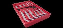 Gray Tools PO60A Ensemble de 2 extracteurs
