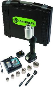 Greenlee LS100L11SBSP Poinçonneuse 11 tonnes sans fil 18V
