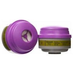 Honeywell 75SCP100L Cartouche-filtre / vapeurs organiques P100 (paire)