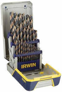 Irwin 3018005 29 pcs Assorted bit set