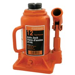 "Strongarm 030107 12 tons 13"" bottle jack"