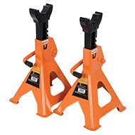 "Strongarm 032246 12 tons 28-3/4"" jack stands (pair)"