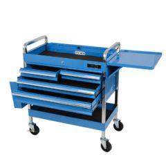 """Jet 842911 35"""" x 17"""" 2 -shelf utility cart"""