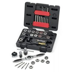 GearWrench 3885 17 -27mm & 17 -27mm tap & die set