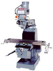 King 1050VS Milling drilling machine
