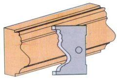 King K-4541 Couteaux de moulurières ( chambranle )
