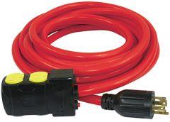 King K-L1430R-25 Generator extension cord