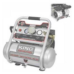 King KC-2020A 2HP 2gal portable air compressor