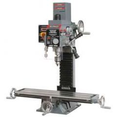 "King KC-20VS Steel: 5/8"" / Cast steel: 3/4"" milling drilling machine"