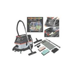 King KC-8590TTV 8 Gallon Tool Triggered Wet/Dry Vacuum