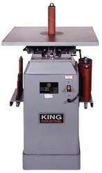 """King KC-OVS-F2 1-1/2"""" oscillating spindle sander"""