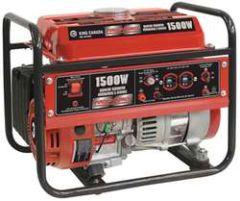 King KCG-1501G 1500W generator