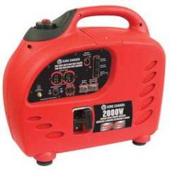 King KCG-2000I 2100W generator
