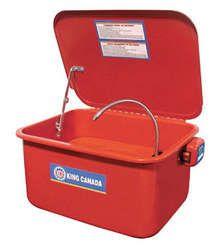 King KPW-205 5gal parts washer